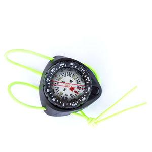 SUBEA Potápačský kompas s elastickým popruhom