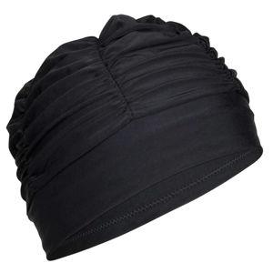 NABAIJI Plavecká látková čiapka čierna